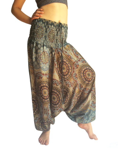 MANDALA COLOR ALADIN PANT
